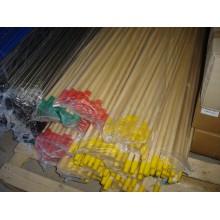 Еврочеренок деревянный для швабры 130см