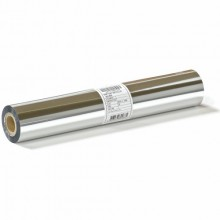 Фольга алюминиевая бытовая рулон - 100м