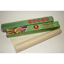 Подпергамент / бумага для выпечки в пенале, рулон - 8 метров